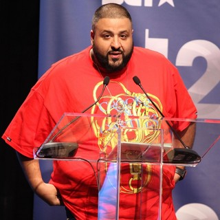 DJ Khaled in BET Awards 12 Nominations Press Conference