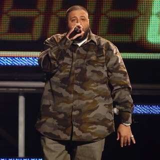 DJ Khaled in BET Hip Hop Awards 2011 - Inside