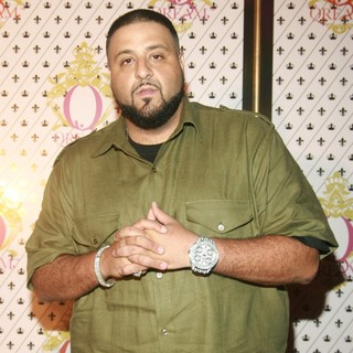 DJ Khaled in Launch of QREAM Created by Pharrell Williams