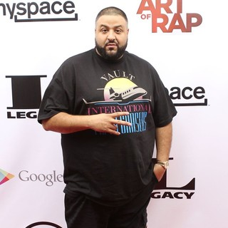 DJ Khaled in The New York Premiere of Something from Nothing: The Art of Rap