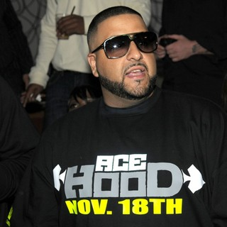 DJ Khaled - Rick Ross Officially Launches of His Social Networking Site, New Clothing Line and New Record Label
