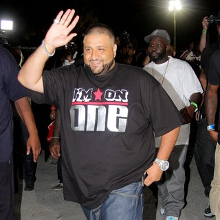 DJ Khaled in SpringFest-Best of the Best Miami 2011