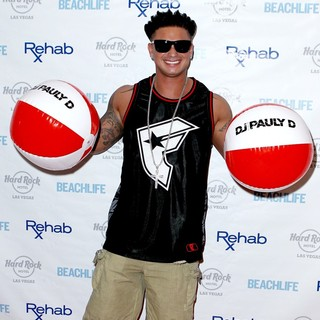 DJ Pauly D in Rock Hotel and Casino Presents A Star-Studded Lineup for The Launch of Beachlife