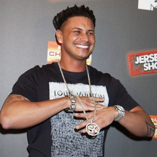 DJ Pauly D in Jersey Shore Season 6 Premiere Party