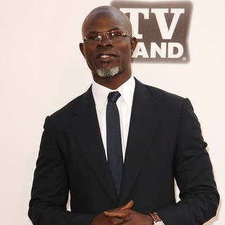 Djimon Hounsou in 2011 TV Land Presents AFI Life Achievement Award Honoring Morgan Freeman