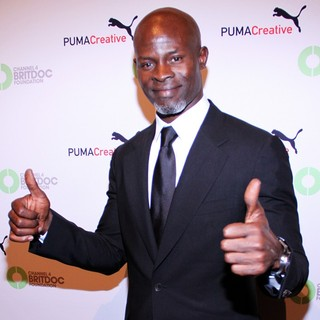 Djimon Hounsou in The 3rd Puma.Creative Impact Award