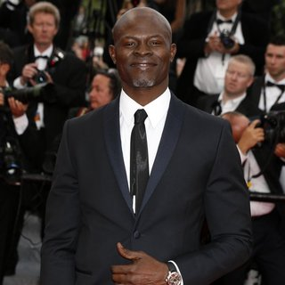 Djimon Hounsou in 67th Cannes Film Festival - Opening Ceremony