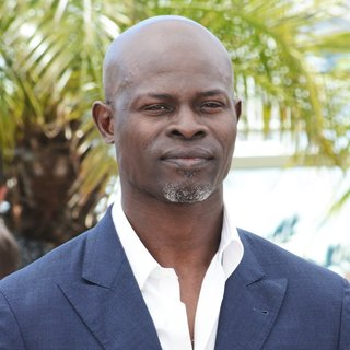 Djimon Hounsou in The 67th Annual Cannes Film Festival - How to Train Your Dragon 2 Photocall