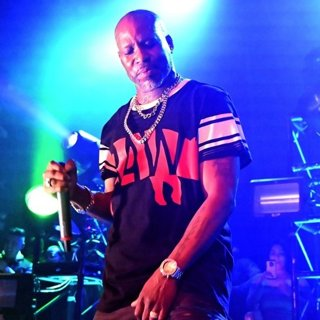 DMX in The in Celebration of DMX It's Dark and Hell Is Hot 20th Anniversary Tour Performs