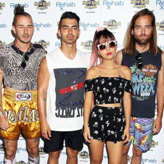 DNCE at Rehab Las Vegas