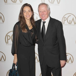 Elise Doganieri, Bertram van Munster in 24th Annual Producers Guild Awards - Arrivals