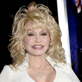 Dolly Parton in The Premiere of Joyful Noise - Arrivals