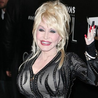 Dolly Parton in The VH1 Divas Celebrates Soul - Arrivals