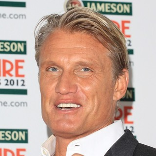 Dolph Lundgren in The Empire Film Awards 2012 - Arrivals