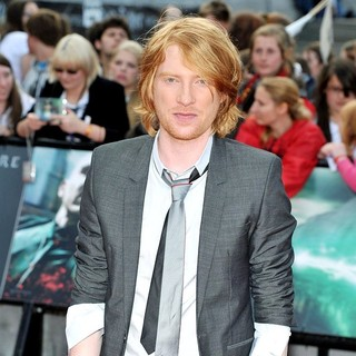 Harry Potter and the Deathly Hallows Part II World Film Premiere - Arrivals - domhnall-gleeson-world-premiere-deathly-hallows-part-ii-03
