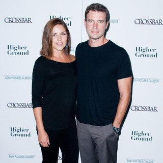 Marika Dominczyk, Scott Foley in The New York Premiere of Higher Ground - Arrivals