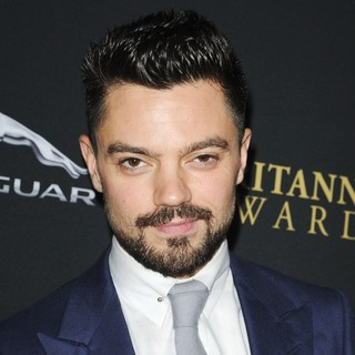 Dominic Cooper in 2013 BAFTA Los Angeles Jaguar Britannia Awards Presented by BBC America - Arrivals