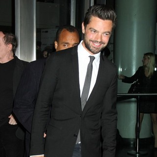 Dominic Cooper in New York Screening of Butter
