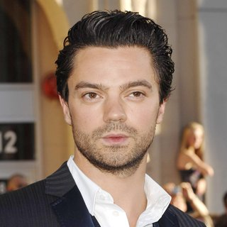 Dominic Cooper in Los Angeles Premiere of Captain America The First Avenger - Arrivals