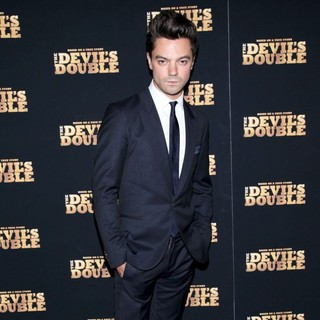 Dominic Cooper in The New York Premiere of The Devil's Double