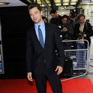 Dominic Cooper in UK Gala Screening of Summer in February