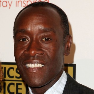 Don Cheadle in 2012 Critics' Choice TV Awards - Arrivals