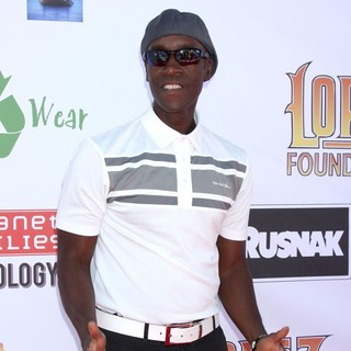 Don Cheadle in The 5th Annual George Lopez Celebrity Golf Classic - Arrivals