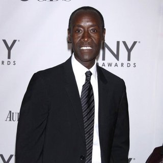 Don Cheadle in The 65th Annual Tony Awards - Arrivals