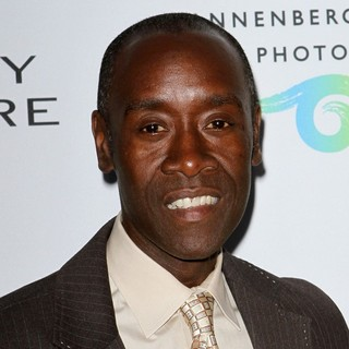 Don Cheadle in Beauty Culture Photographic Exploration