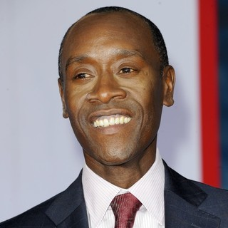 Don Cheadle in Iron Man 3 Los Angeles Premiere - Arrivals