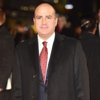 Don Granger in Jack Reacher UK Film Premiere - Arrivals