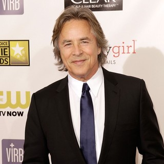Don Johnson in 18th Annual Critics' Choice Movie Awards