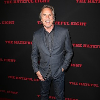 Don Johnson in Premiere of The Weinstein Company's The Hateful Eight - Red Carpet Arrivals