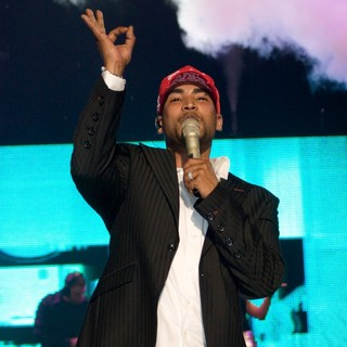 Don Omar in Don Omar at The Charity Marathon