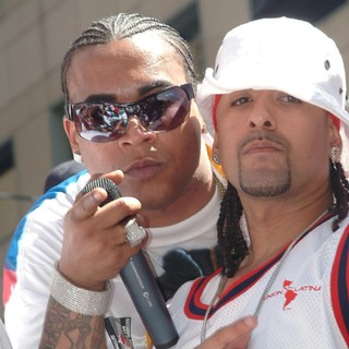Don Omar in Annual Puerto Rican Day Parade