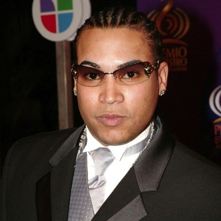 Don Omar in The Premio Lo Nuestro Awards