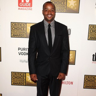 Donald Faison in 2012 Critics' Choice TV Awards - Arrivals