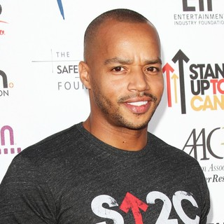 Donald Faison in Stand Up To Cancer 2012 - Arrivals