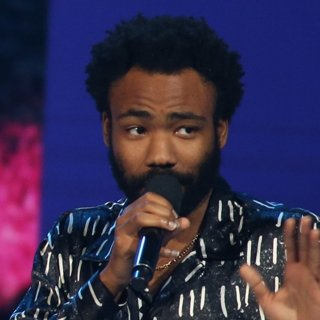 Donald Glover in 2018 BET Awards - Show