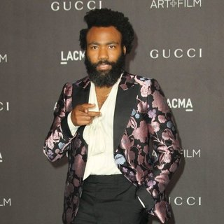 Donald Glover in 2019 LACMA Art + Film Gala - Arrivals