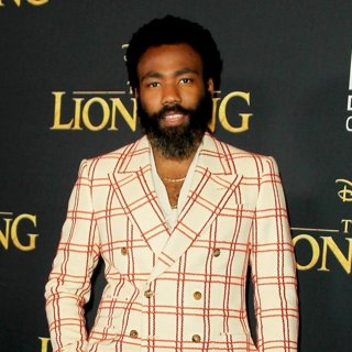 Donald Glover in Disney's The Lion King World Premiere