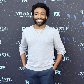Donald Glover in Screening for FX's Atlanta Robbin Season FYC