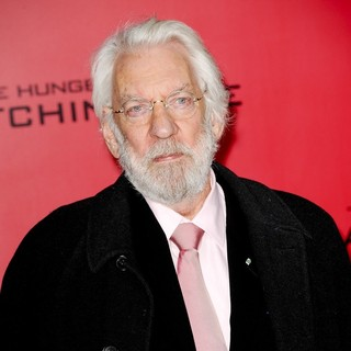 The Hunger Games: Catching Fire Premiere - donald-sutherland-premiere-the-hunger-games-catching-fire-06