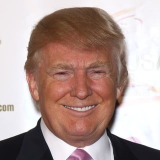 Donald Trump in 2012 Miss USA Pageant - Red Carpet