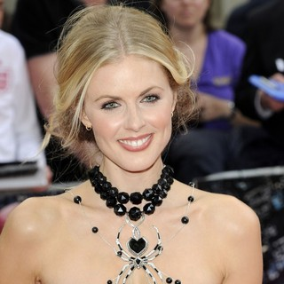 Donna Air in The Premiere of The Amazing Spider-Man