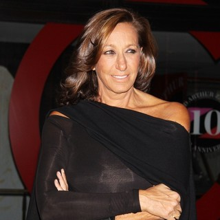 Donna Karan in Glamour Magazine's 23rd Annual Women of The Year Gala - Arrivals