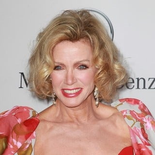 Donna Mills in 26th Anniversary Carousel of Hope Ball - Presented by Mercedes-Benz - Arrivals