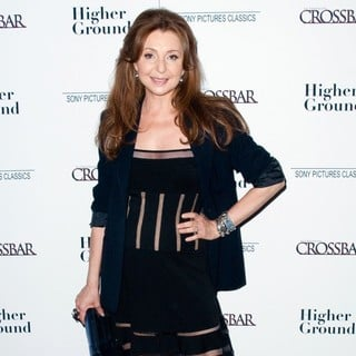 Donna Murphy in The New York Premiere of Higher Ground - Arrivals