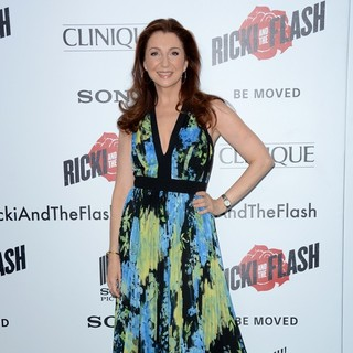 Donna Murphy in New York Premiere of Ricki and the Flash - Arrivals