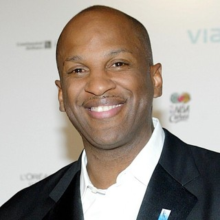 Donnie McClurkin in The Dream Concert Presented by Viacom to Benefit Martin Luther King, Jr. National Memorial